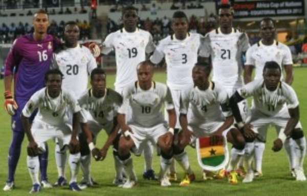 Ghana: No local player in Black stars for World cup qualifiers
