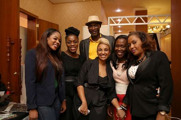 Makeup In Nigeria Conference 2014 Gathers Industry Shapers For The First Time Ever Nigerian Makeup Industry Professional Conference; Tara Fela Durotoye, Idy Enang, More Speak