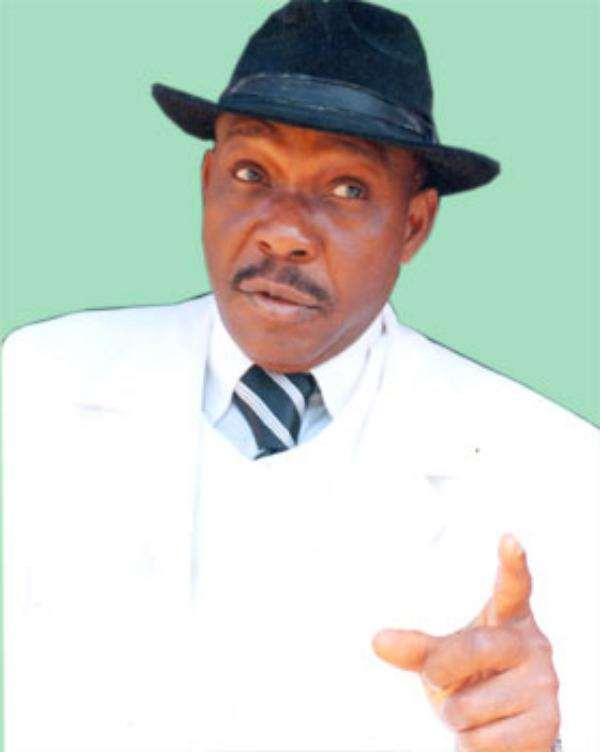 HOW VETERAN ACTOR,PETER BUNOR GOT HEALING AFTER READING THE BOOK WRITTEN BY BISHOP DAVID OYEDEPO