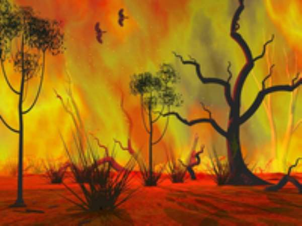 Gt. Accra Launches Bushfire Campaign