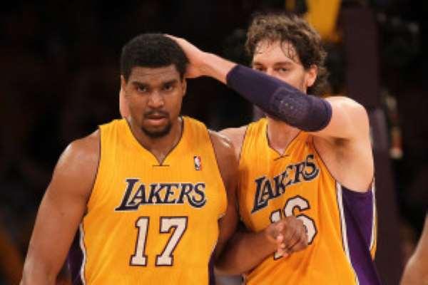 Oklahoma City Thunder v Los Angeles Lakers - Game Four