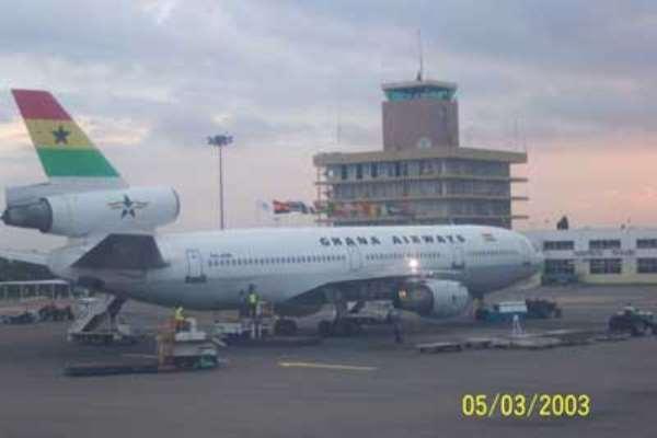 Ghana Airways Trouble