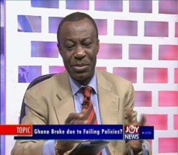 Dr. Anthony Akoto Osei