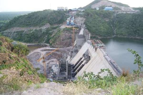 95% of works at Bui Dam completed