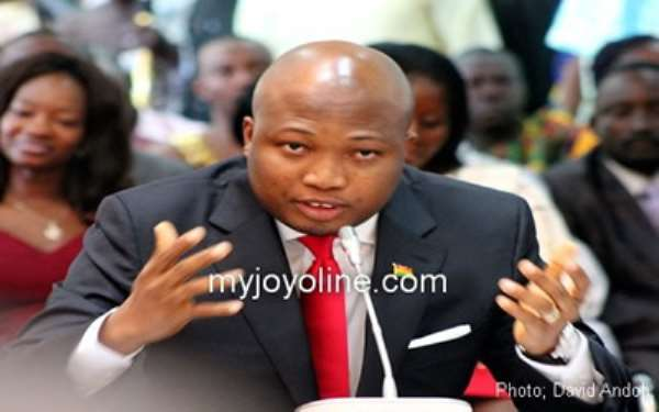 'Social media is affecting the English of students'- Ablakwa