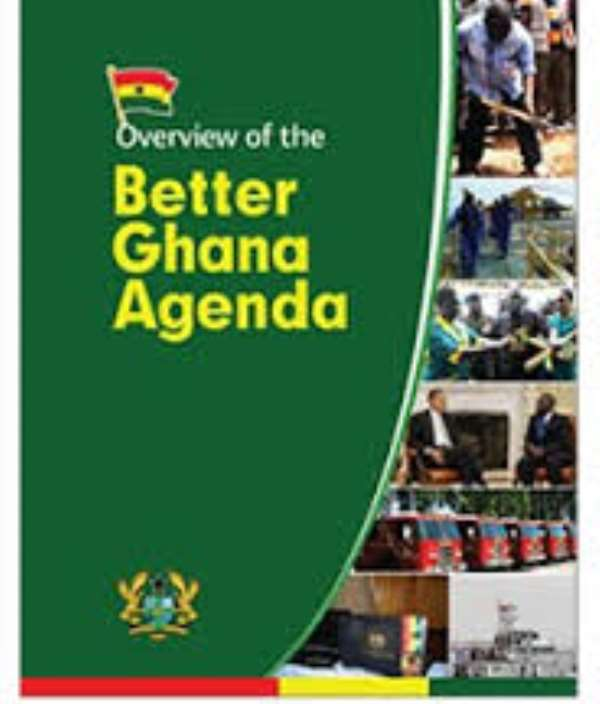 Don't Be Deceived By The NDC's Green Book