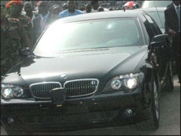 "Car ""Stealers:"" Politicians Should Learn from Prez Limann"