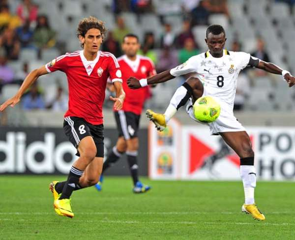 Ghanaian sextuplet in CHAN 2014 team of the tournament