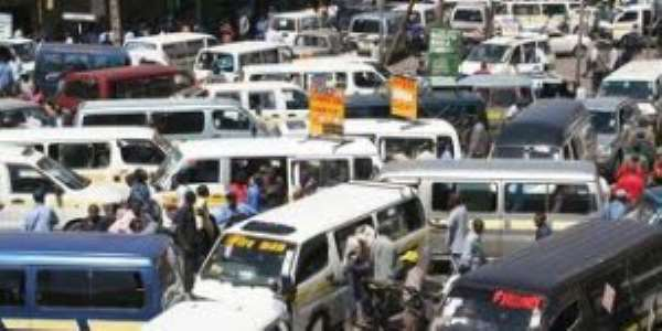 Motorists Complain Over Bad Traffic Situation At TOR