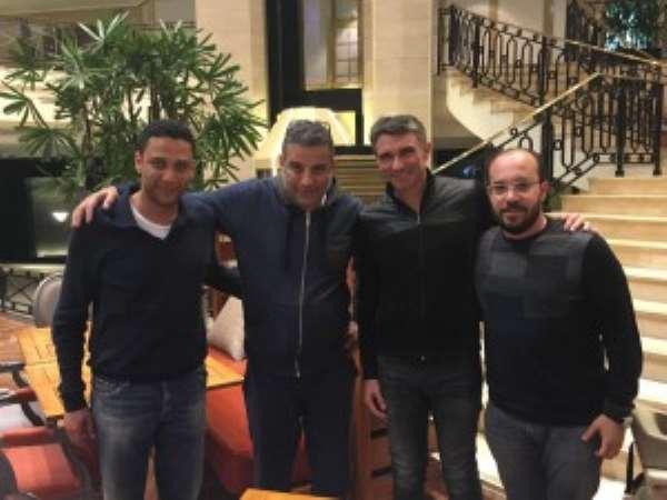 Official: Egyptian side Wadi Degla hires former Mazembe coach Carteron