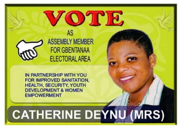 Mrs Catherine Deynu
