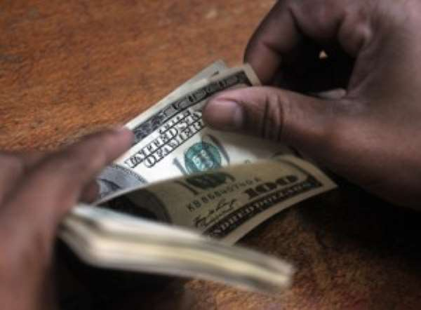 Ghana's external debt increases by 306 per cent