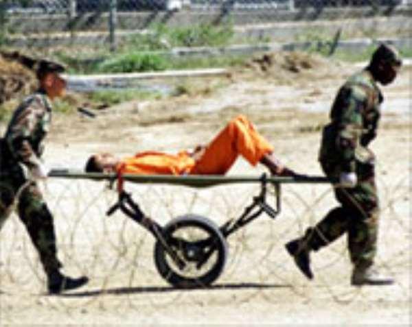 Family disputes Guantanamo suicide