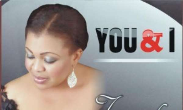 Nollywood Actress Jennifer Eliogu's New Single 'You & I'0