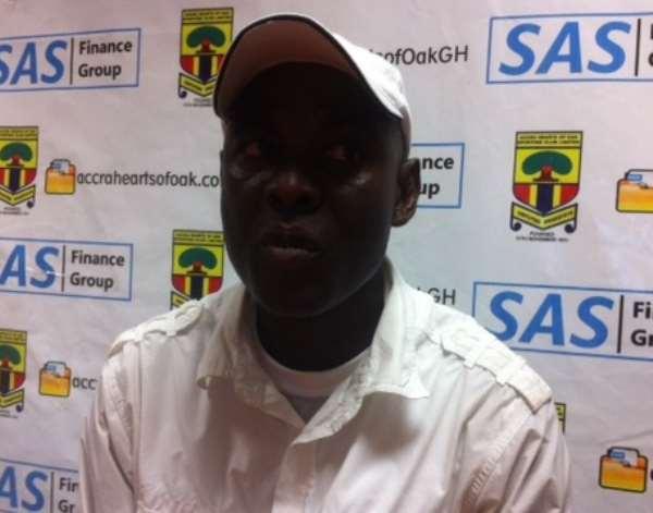 Berekum Chelsea ready to endorse coach Tony Lokko's move to Hearts of Oak