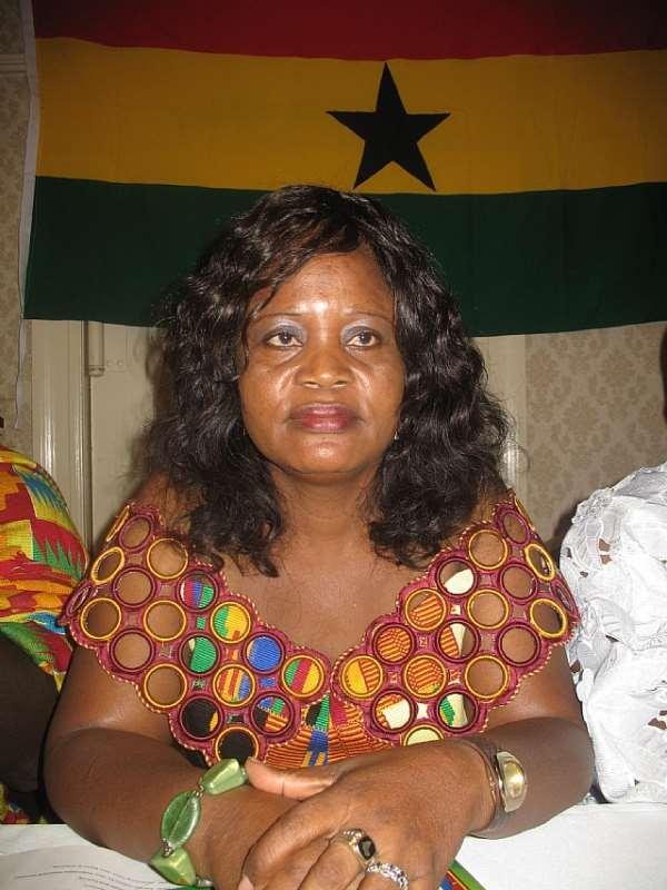 Eastern Regional Minister, Mrs. Helen Adwoa Ntoso