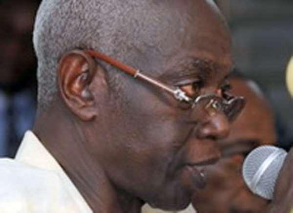 Dr. Kwado Afari Gyan