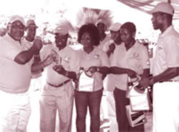 Charles Bonsu, Aku Yabah win Goil Farmers Day Golf