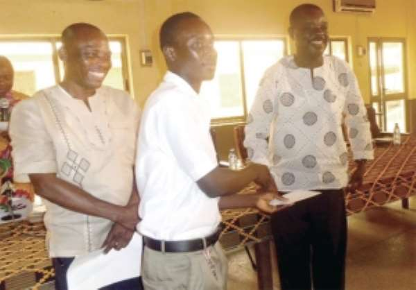 19 Benefit from Anlo Educational Trust Fund
