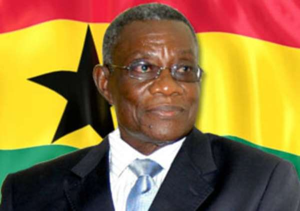 J.Y.Frimpong - Tribute(to the late President Mills)