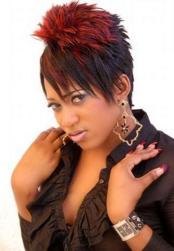 ACTRESS RUKKY SANDA IMPERSONATED ON BLACKBERRY CHAT