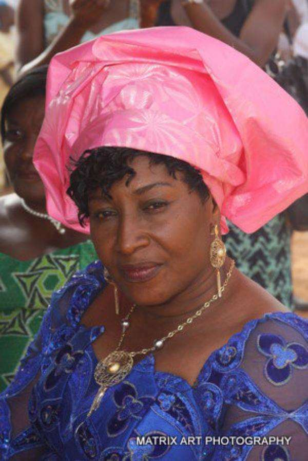 ACTRESS PATIENCE OZOKWOR ON OMUGWO LEAVE