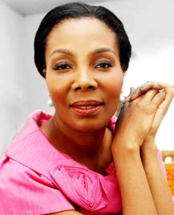 Ex-Beauty Queen, Nike Oshinowo Narrates Her Ordeal With Endometriosis