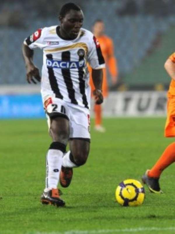 WATCH VIDEO:Kwadwo Asamoah scores stunning goal for Juventus