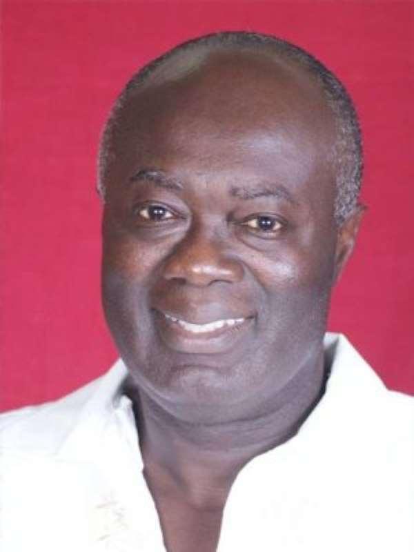 Kofi Jumah Arrested