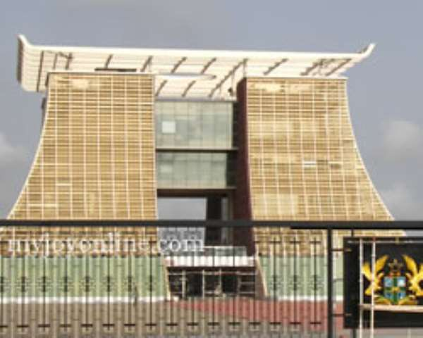 French Embassy Must Be Removed From Flagstaff House