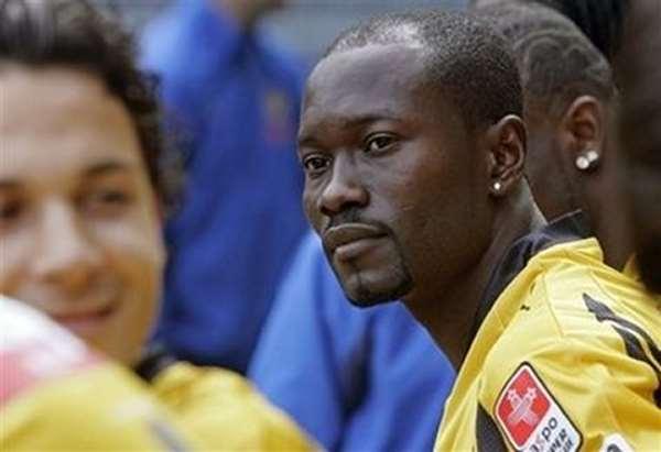 Ex-Ghana striker Joetex Frimpong grateful to Enyimba