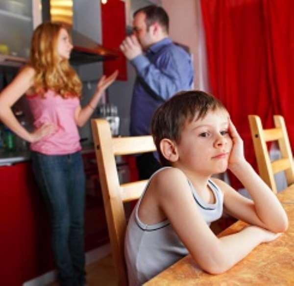 The Top Ten Reasons Parents Get Divorced