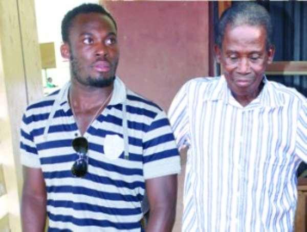 Sudden Death Of Mr. Essien: GFA Consoles Michael Essien