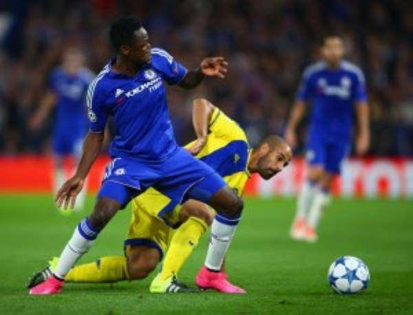 Ghana and Chelsea left back Baba Abdul Rahman