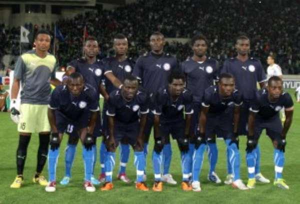 Adjoafuaman FC to host Premier League side Berekum Chelsea FC on Sunday