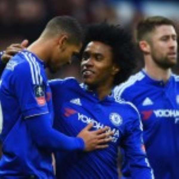 FA Cup: Swansea Crash, Chelsea Cruise