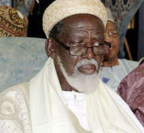 Chief Imam Salutes Christians