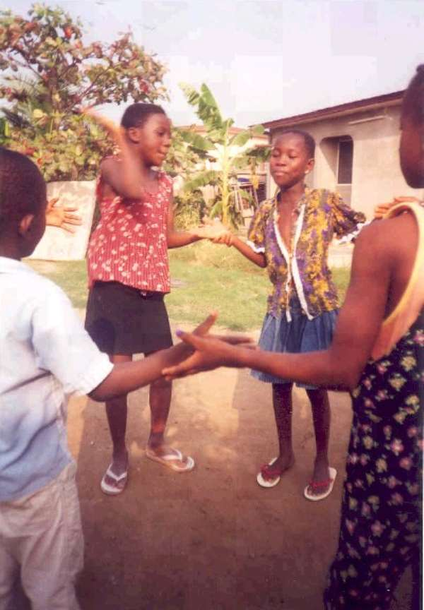 Ghanaian Immigrant Parents Choose to Have Children Raised in Ghana