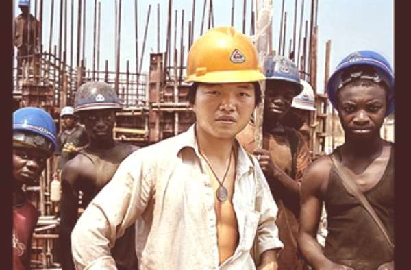 Should Africa be scared of the Chinese exploration?