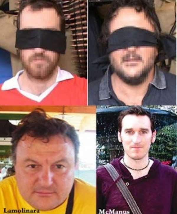 Nigerian Islamists kill Briton, Italian