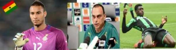 Kwarasey and Duncan handed Black Stars call-up