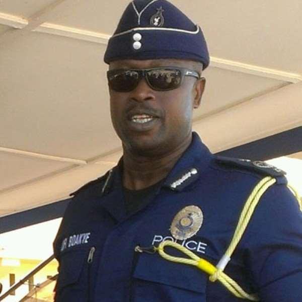 Denkyemuoso gets District Police Headquarters