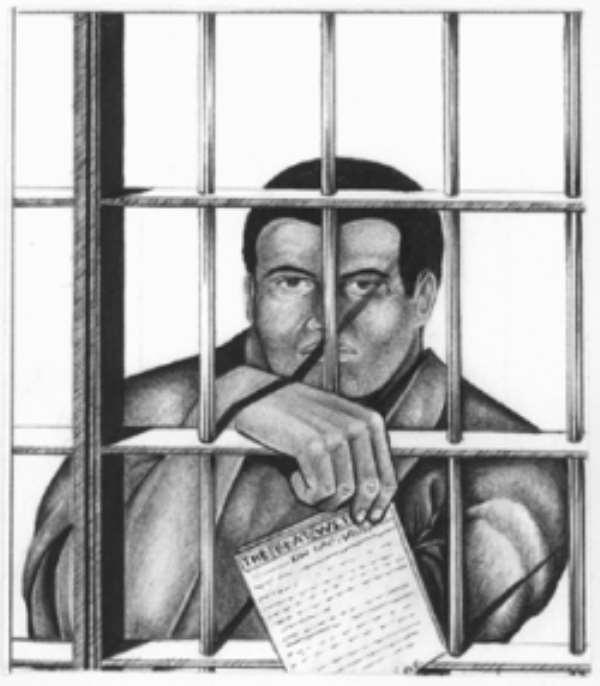 Armed robber sentenced to 17 years imprisonment in Berekum
