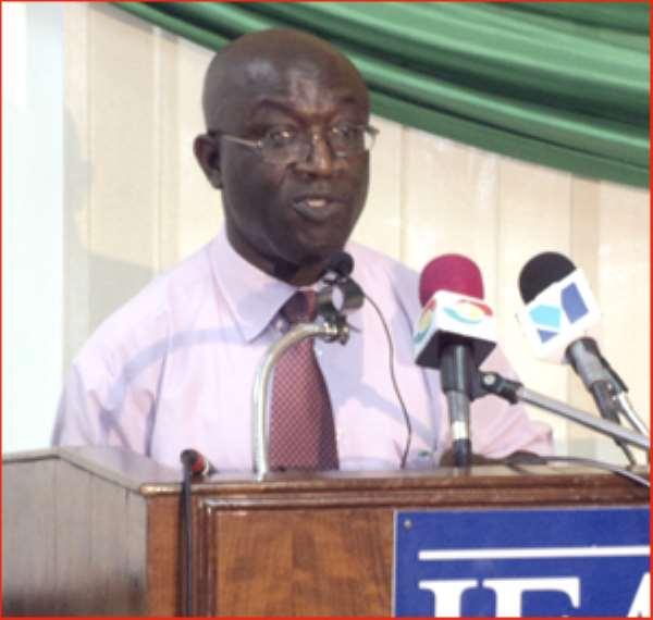 Dr. Amoako Tuffour and his Kweku Ananse politics in NPP – Part 1