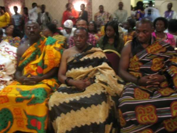 Okuapeman Association In USA And Canada, (OKUSACA) Celebrates Odwira Full Of Unity And Love