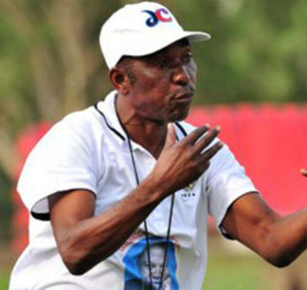 Coach Sarpong peeved with Liberty