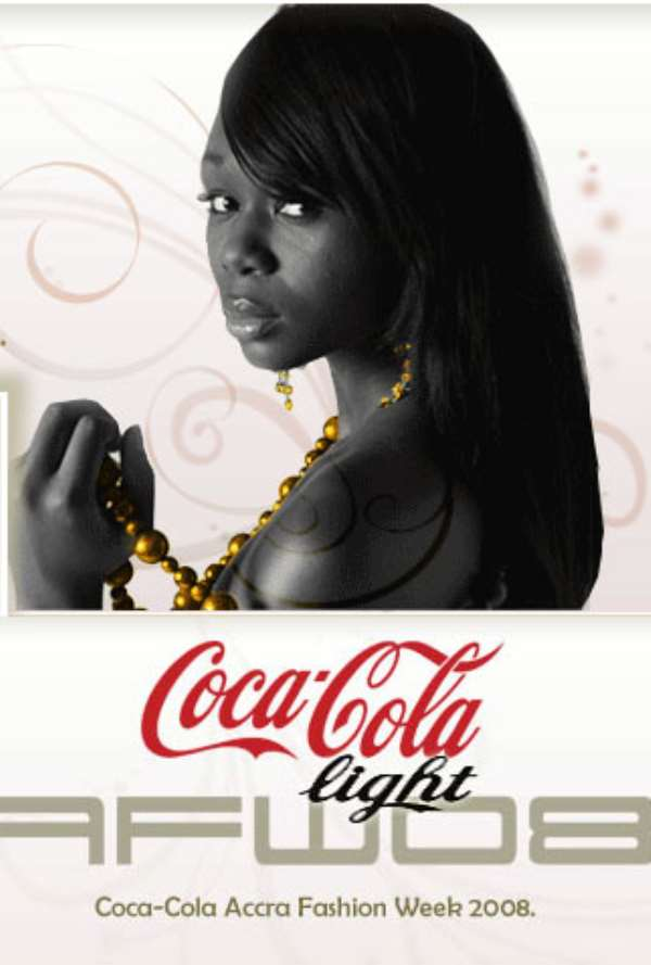 Coca-Cola Light ACCRA FASHION WEEK 2008