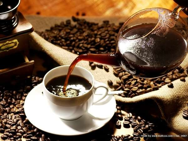Drinking coffee helps reduce depression