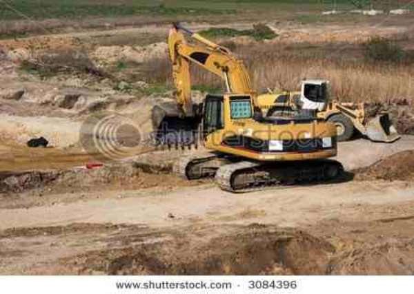 Road Construction Work