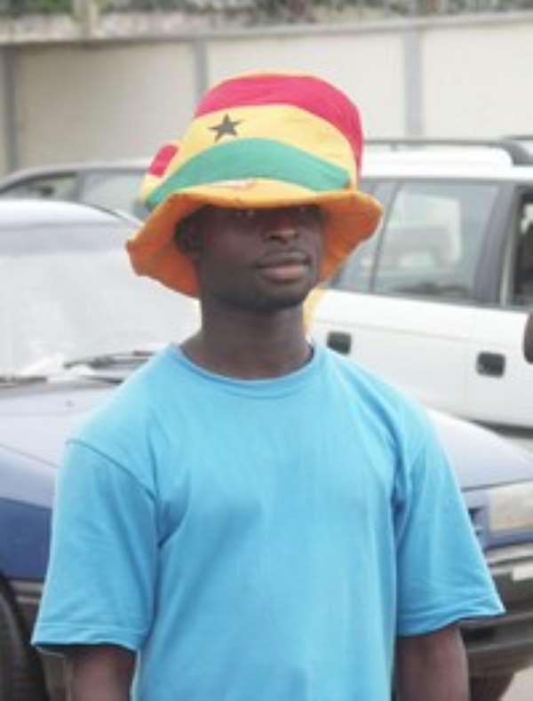World Cup Fever Grips Ghana